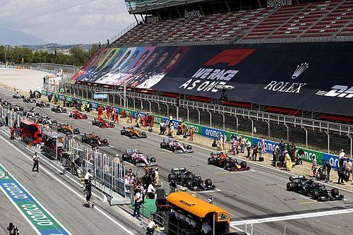 إقامة جائزة إسبانيا الكبرى في الفورمولا واحد من دون جمهور