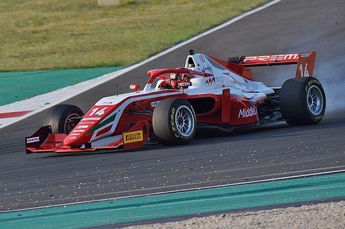 Formula Regional, Misano, Gara 2: Arthur Leclerc si riscatta