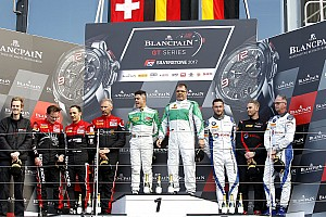 Blancpain Endurance Interview Ronnie Kessel :