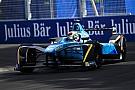 Formule E Buemi prijst team na overwinning in opnieuw opgebouwde auto
