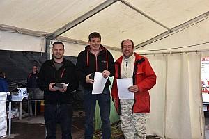 Schweizer markenpokale Rennbericht Abarth Trofeo: Die Favoriten setzten sich auch bei Regen durch