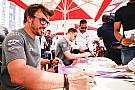 """Villeneuve: """"Alonso jól csinálja, menjen csak!"""""""