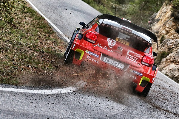 WRC Catalonië: Meeke als leider naar slotdag, Hyundai onderuit