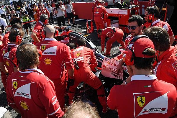 Формула 1 Цена спешки. Как Ferrari «засветила» в Японии свои секреты