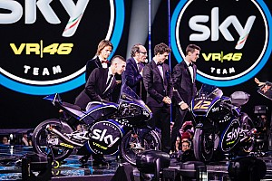 Moto2 Breaking news Sky Racing Team VR46 luncurkan livery anyar