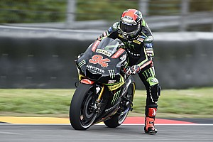 MotoGP Practice report MotoGP Jerman: Folger pimpin warm-up, Marquez ke-10
