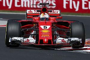 Formula 1 Practice report Hungarian GP: Ferrari dominates FP3, Ricciardo hits trouble