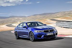 Prodotto Ultime notizie Nuova BMW M5, 4x4 o posteriore a scelta