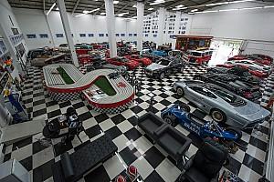 Formula 1 En iyiler listesi Galeri: Nelson Piquet'nin garajında küçük bir tur