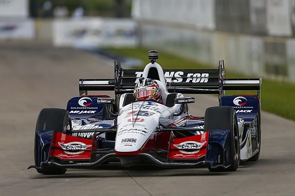 IndyCar Detroit: Rahal domineert eerste race