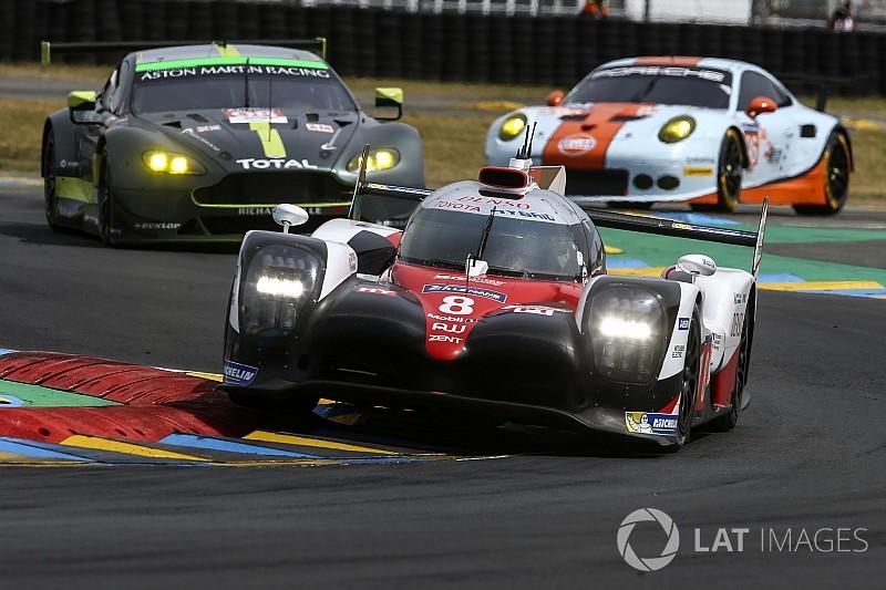 """Davidson """"hates"""" having double WEC points at Le Mans"""