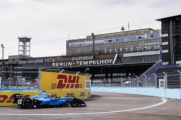 Formel E Formel E  in Berlin: Buemi siegt nach Strafe gegen Rosenqvist