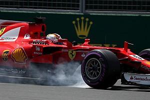F1 Noticias de última hora Vettel, seguro de que Ferrari puede ganar pese a la pole de Hamilton