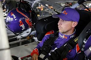 NASCAR Cup Reporte de prácticas Denny Hamlin lidera la primera práctica en Indianápolis