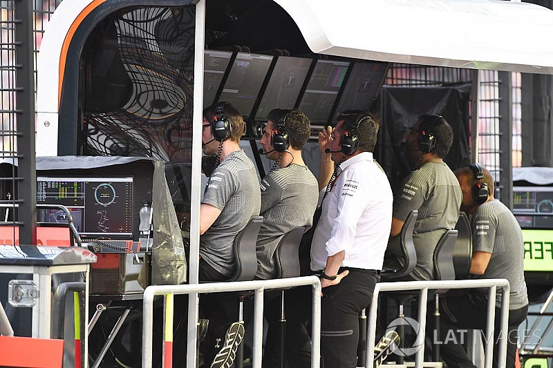 McLaren, cauto sobre sus opciones de ganar carreras con Renault
