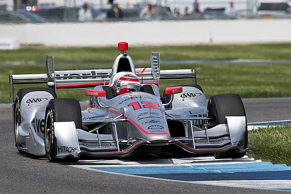 Will Power triumphiert beim IndyCar-Grand-Prix in Indianapolis