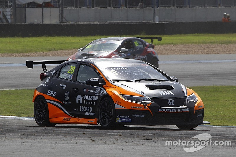 Michelisz and Panis make a Honda double win in Thailand