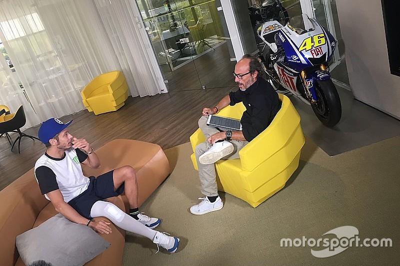 Jika tidak bisa Aragon, Rossi akan coba Motegi