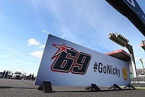 MotoGP Hommage Les sports mécaniques rendent hommage à Nicky Hayden