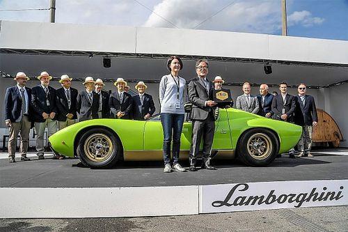 Neuchâtel capitale Lamborghini per un fine settimana!