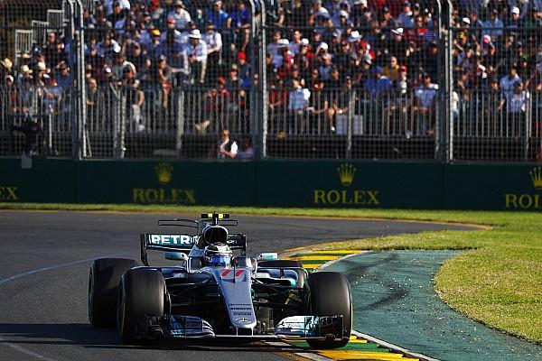 F1 突发新闻 博塔斯:受困极软胎,满意比赛过程