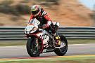 Retour tardif mais gagnant en Superbike pour Mercado