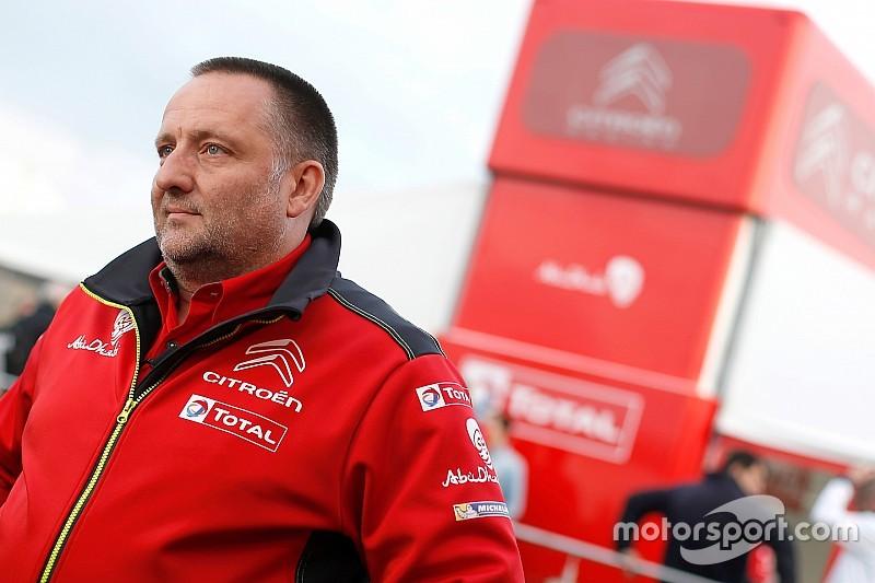 Citroen WRC boss Matton quits to join FIA
