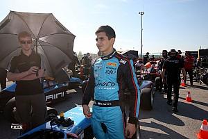 Giorgio Carrara probará un GP3