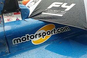Formula 4 SEA Breaking news Kalender 2017-18 dirilis, dua seri F4/SEA jadi balapan pendukung F1