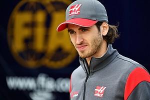 Formule 1 Nieuws Giovinazzi vertrouwt op Ferrari voor toekomst in F1