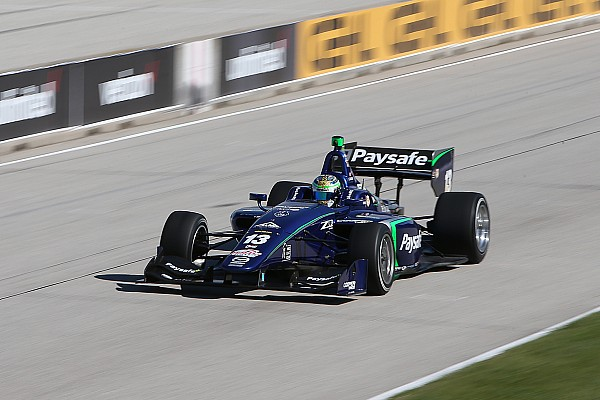 Indy Lights Claman De Melo si impone in Gara 2 a Road America