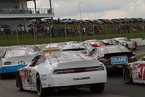 NASCAR Canada Breaking news NASCAR Pinty's finale postponed until Sunday
