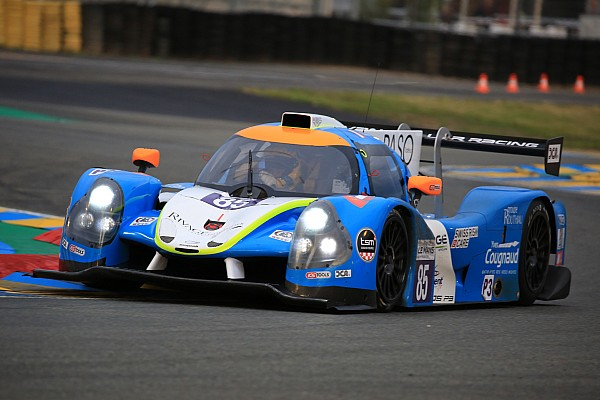 DC Racing takes honours in Le Mans support event