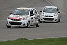 Nissan Micra Cup Undeterred Xavier Coupal goes on to win at Trois-Rivières
