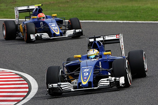 Nasr has pushed me to become a better driver, says Ericsson