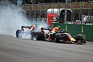 Bakü'deki kaza, Red Bull'un Verstappen'i desteklediğini gösteriyor