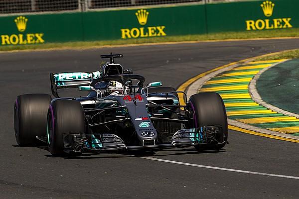 Formule 1 Kwalificatieverslag Hamilton imponeert met eerste pole van 2018, Verstappen vierde