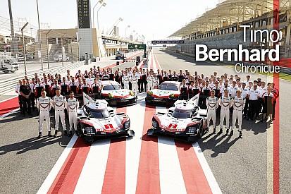 WEC Chronique Bernhard - Les derniers tours émouvants de la 919 Hybrid