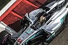 F1 Mercedes se enfocó para 2018 en la primera práctica