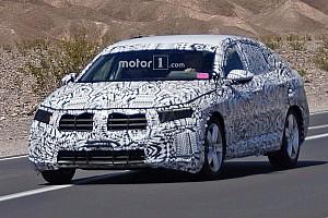 OTOMOBİL Son dakika Yeni VW Jetta GLI görüntülendi