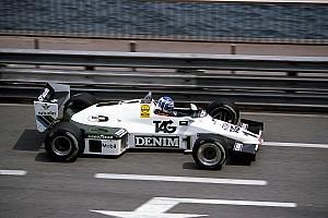 Формула 1 Самое интересное Новую машину Williams покажут сегодня. А пока посмотрите на старые