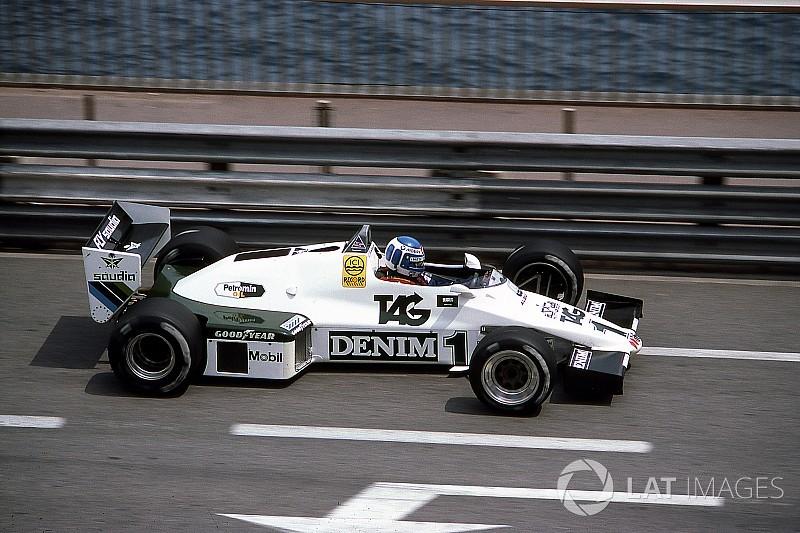 Новую машину Williams покажут сегодня. А пока посмотрите на старые