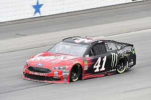 NASCAR Cup Breaking news Kurt Busch claims Texas pole in abbreviated qualifying session