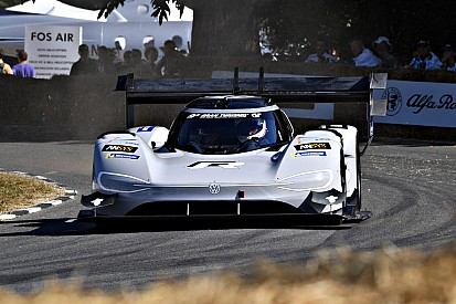 VW I.D. R destruye el récord de la colina en Goodwood