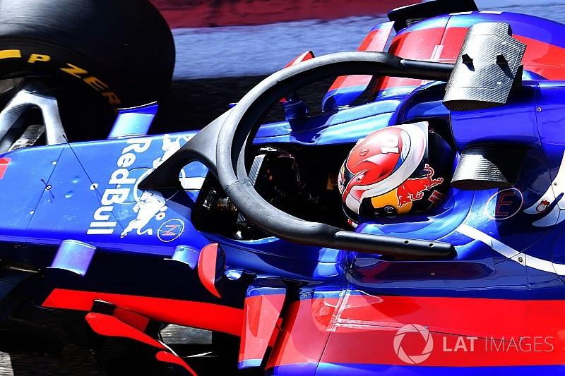 """Key: Le Halo version 2018 """"fera plus Formule1"""""""