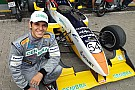 IndyCar Correr en EU es más fácil para pilotos jóvenes, según promesa brasileña