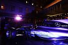 Mercedes W08: 127 802 kanyar és 382 233 sebességváltás