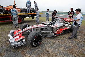 Hamilton: 2007 F1 şampiyonluğunu kaybetmek dayanılmazdı