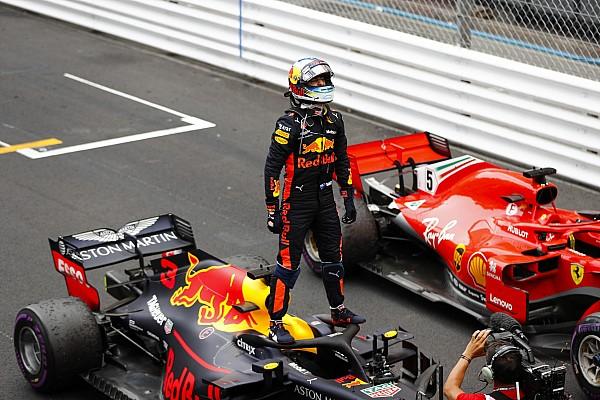 Formula 1 I più cliccati Fotogallery: il trionfo di Ricciardo e della Red Bull nel GP di Monaco