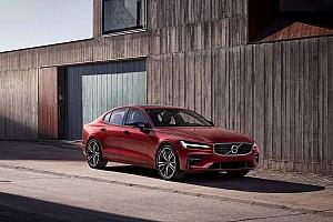 Auto Actualités Volvo dévoile la S60, petite sœur de la S90!